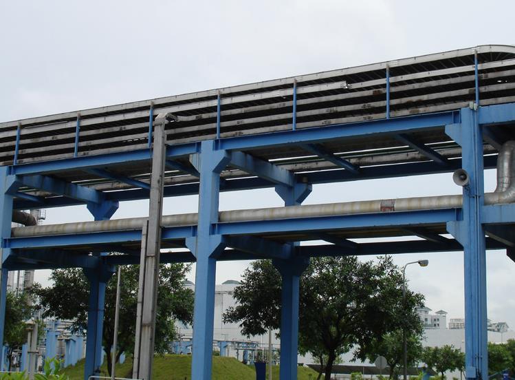 电缆桥架厂家顺利采用弧形连接线
