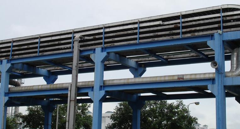 济南电缆桥架在建筑行业的应用