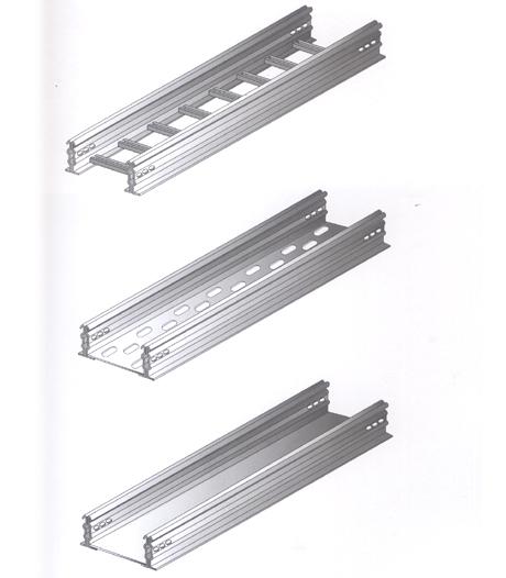 电缆桥架槽盒是由什么材料制成?